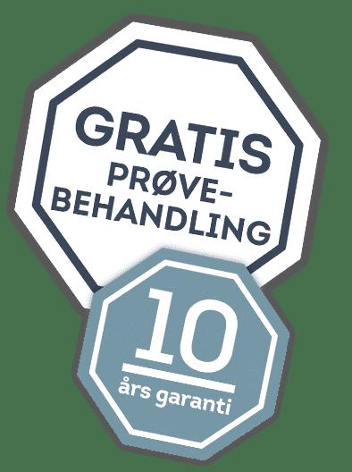 10 års garanti