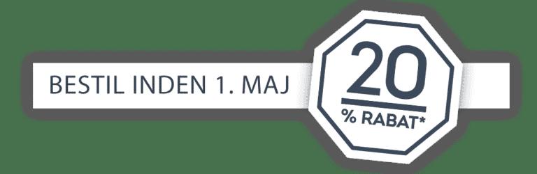 rabat badge