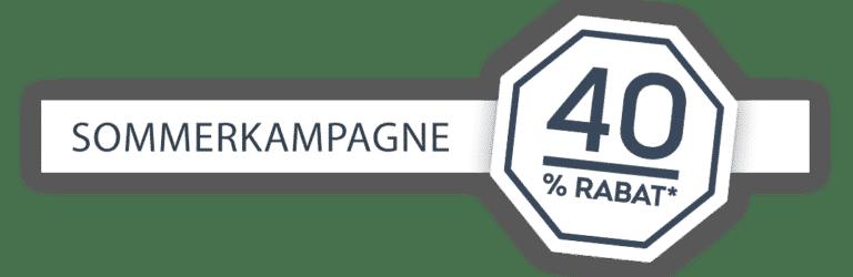 Badge sommerkampagne